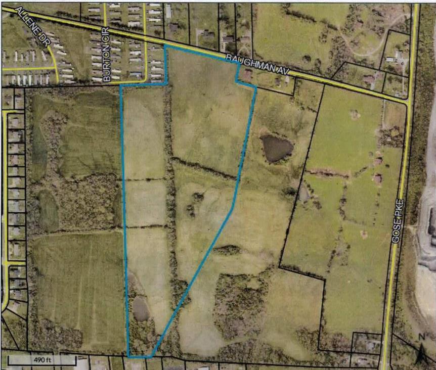 1 Baughman Avenue, Danville, Kentucky 40422, ,Farm/land,For Sale,Baughman Avenue,20106872