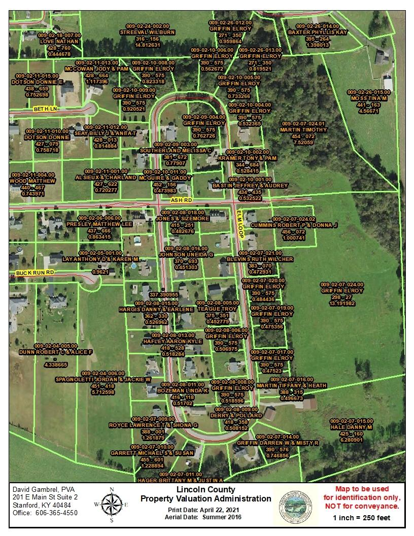 9999 3 Elm Loop, Hustonville, KY 40437