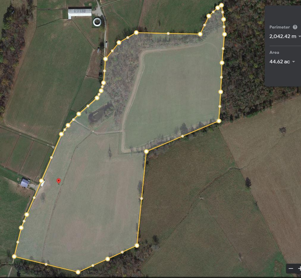 855 S Benson Rd Tract #4, Frankfort, KY 40601