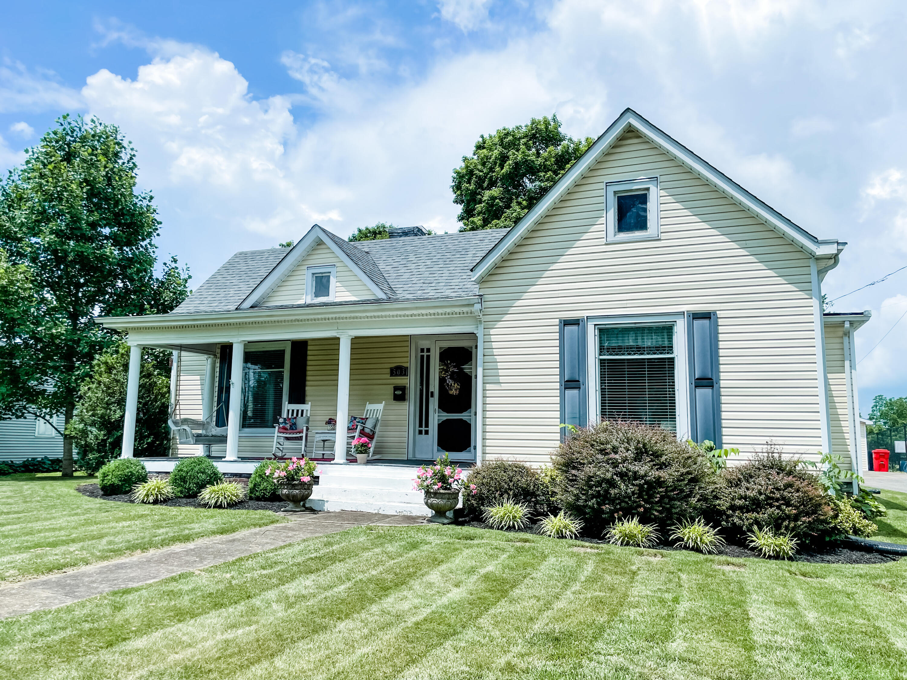 503 Central Avenue, Nicholasville, Kentucky 40356, 3 Bedrooms Bedrooms, ,2 BathroomsBathrooms,Residential,For Sale,Central,20111337