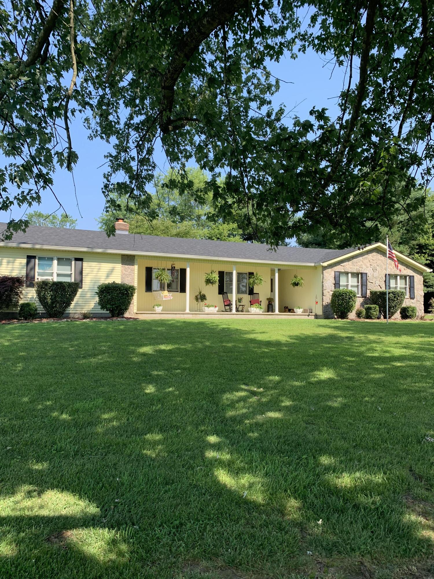 4606 Woodrum Ridge Road, Liberty, KY 42539