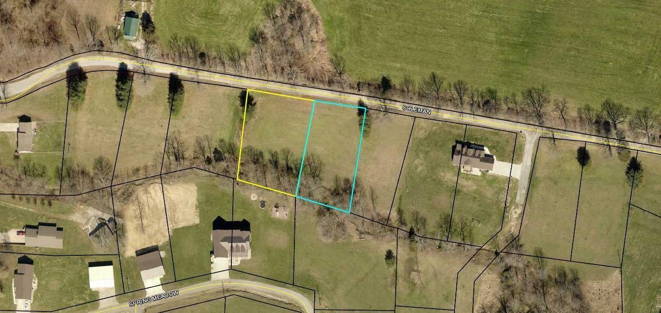 Lot 13 W Coleman Rd, Science Hill, KY 42553