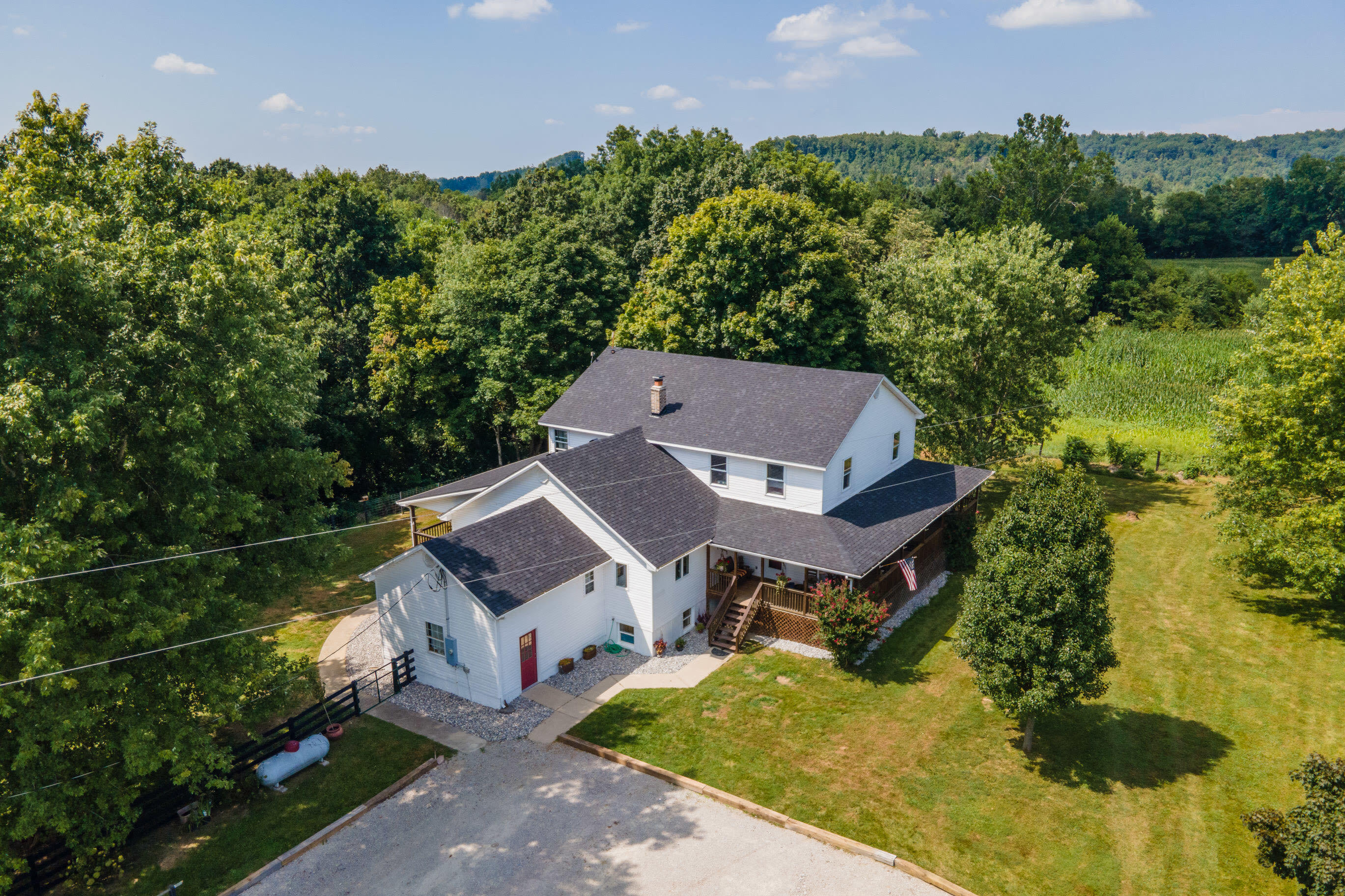 2642 KY 3246 Highway, Crab Orchard, Kentucky 40419, 7 Bedrooms Bedrooms, ,3 BathroomsBathrooms,Residential,For Sale,KY 3246,20119207