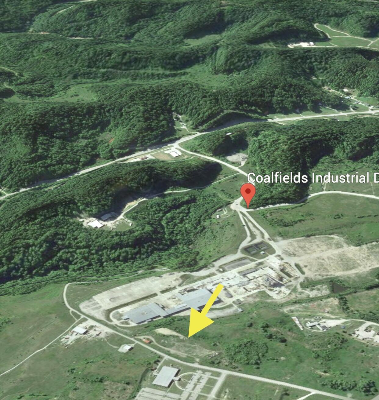 1889 Coalfields Industrial Drive, Hazard, Kentucky 41701, ,Commercial Land,For Sale,Coalfields Industrial,20120456