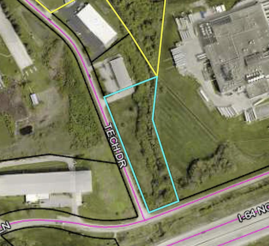 507 Tech Drive, Winchester, Kentucky 40391, ,Commercial Land,For Sale,Tech Drive,20120460