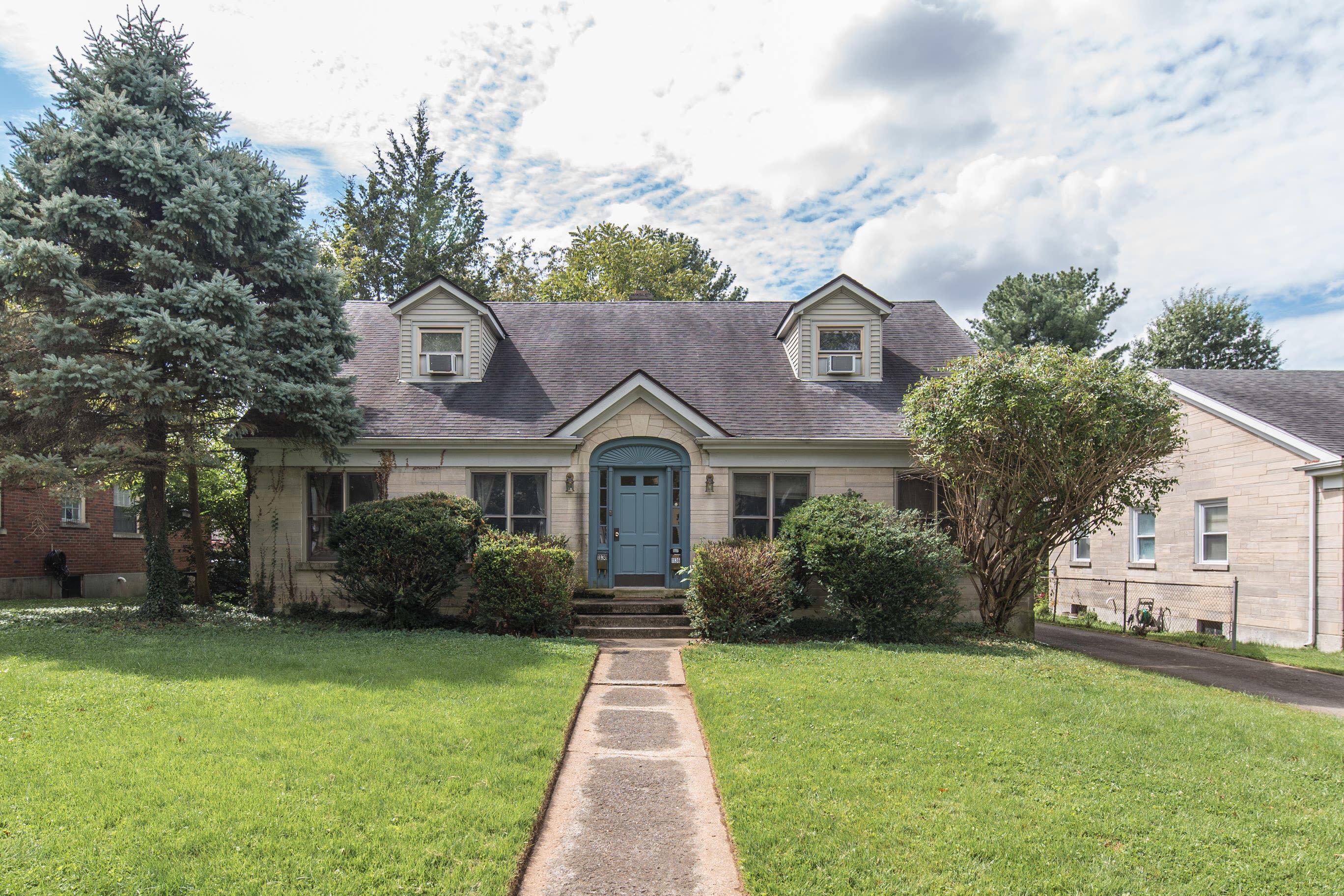 1136-1138 Cooper Drive, Lexington, Kentucky 40502, 4 Bedrooms Bedrooms, ,2 BathroomsBathrooms,Multi-housing,For Sale,Cooper,20120533