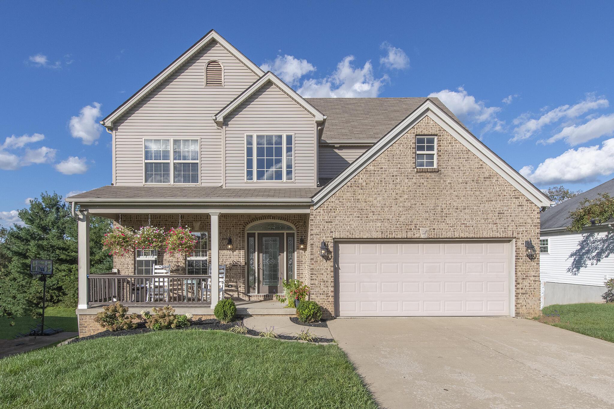629 Ridge View Drive, Nicholasville, Kentucky 40356, 4 Bedrooms Bedrooms, ,2 BathroomsBathrooms,Residential,For Sale,Ridge View,20120692