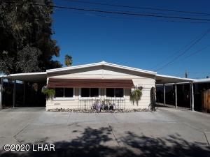 210 N Stardust Ln, Parker, AZ 85344