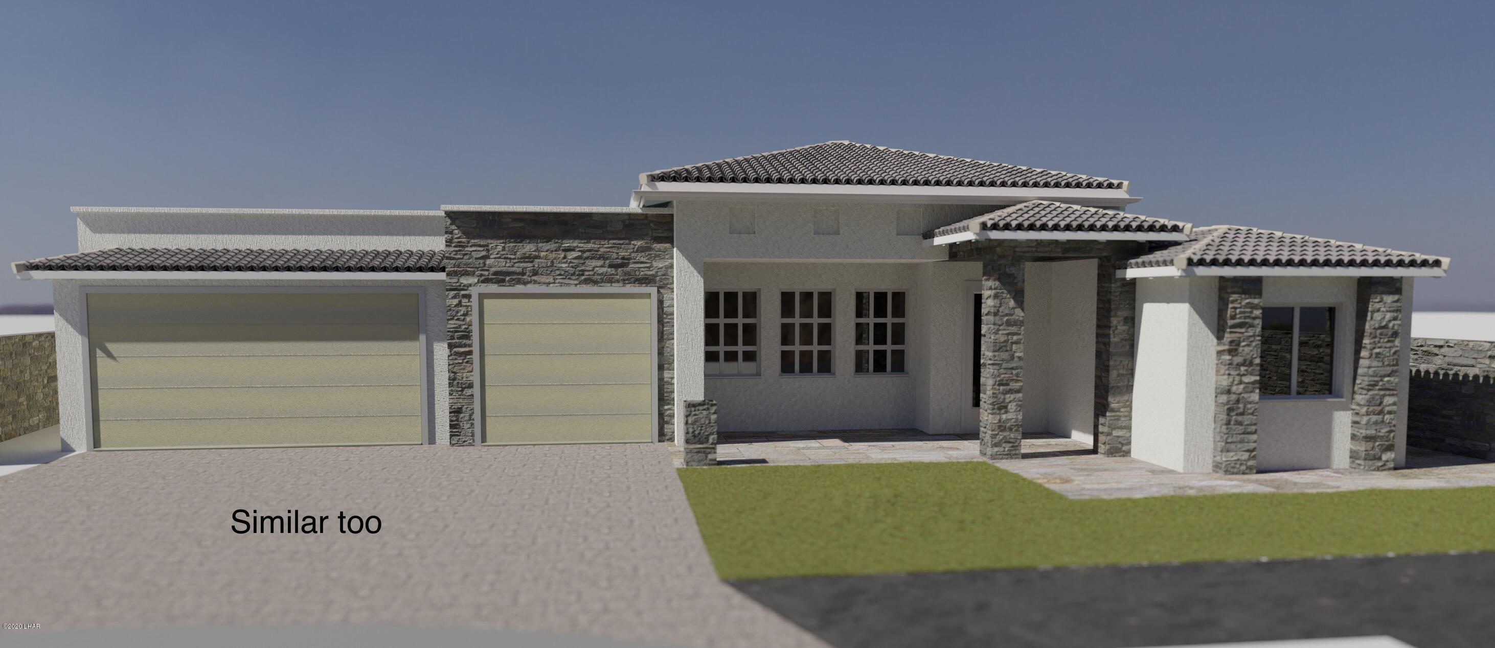 Details for 001 Sapphire Model, Lake Havasu City, AZ 86406