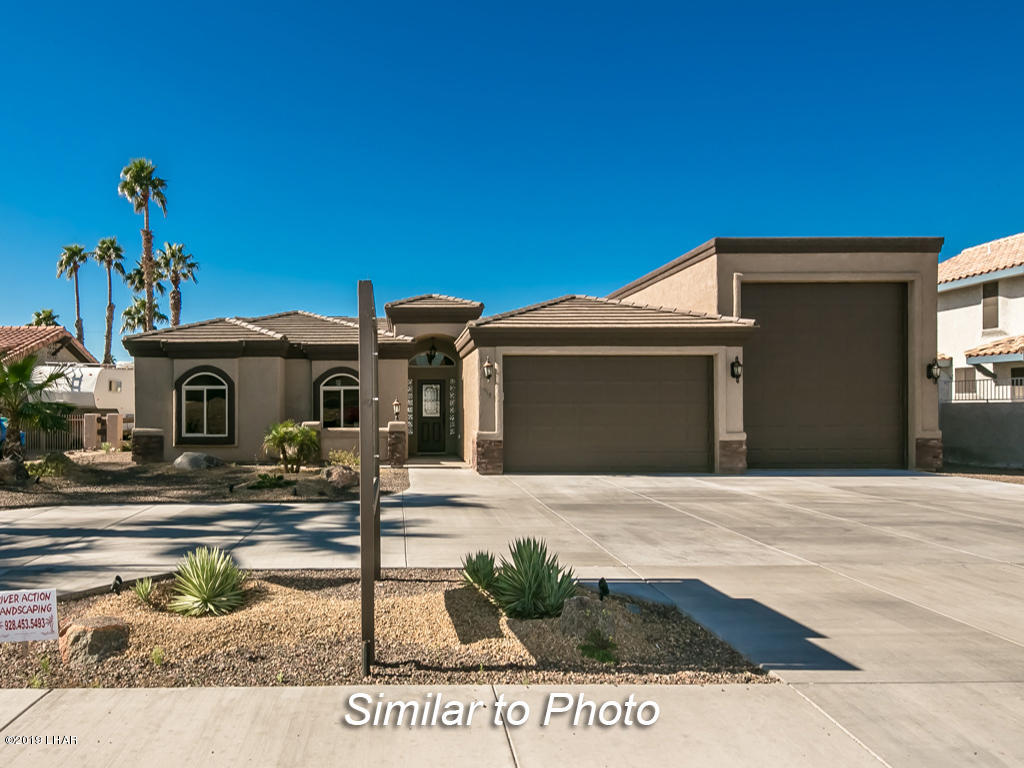 Details for 1554 On Your Lot, Lake Havasu City, AZ 86406