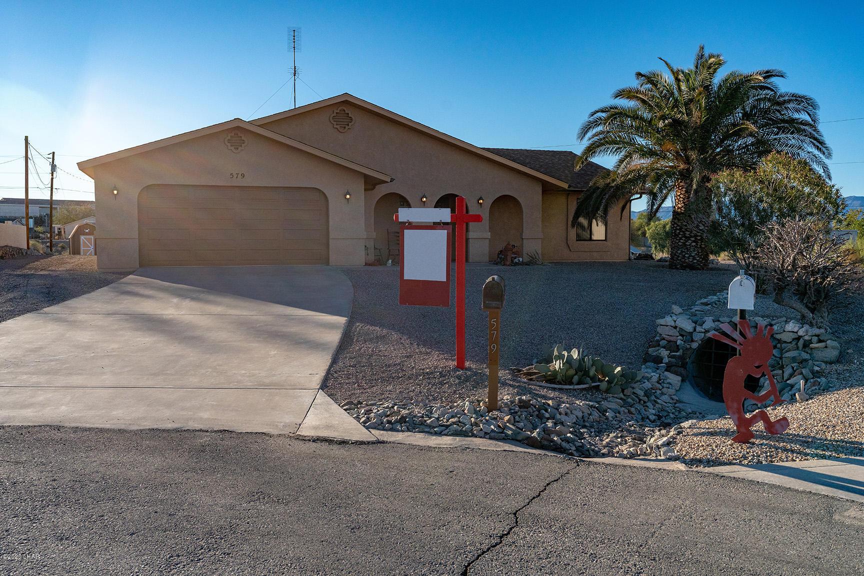 Details for 579 Robin, Lake Havasu City, AZ 86403