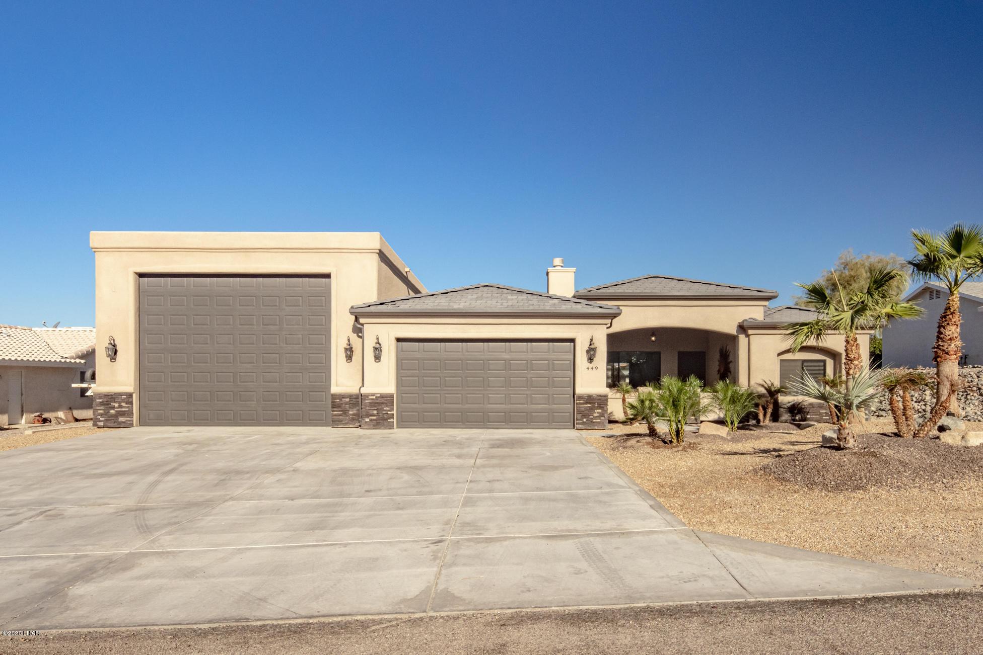 Details for 449 Sunfield, Lake Havasu City, AZ 86404