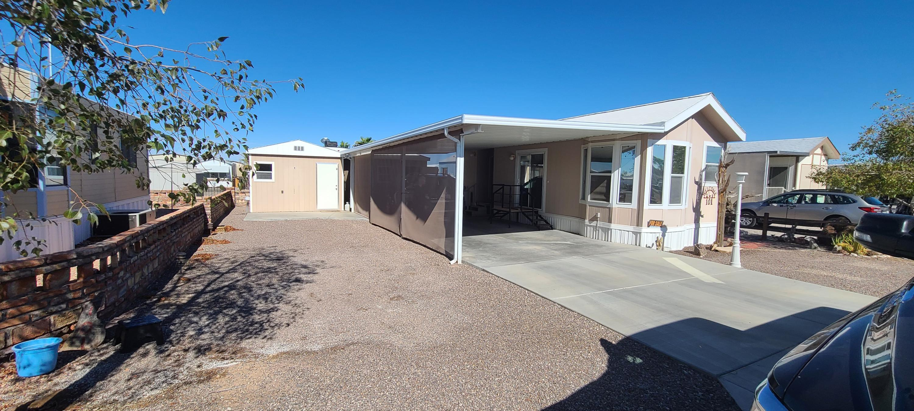 Details for 770 Mountain View, Quartzsite, AZ 85346