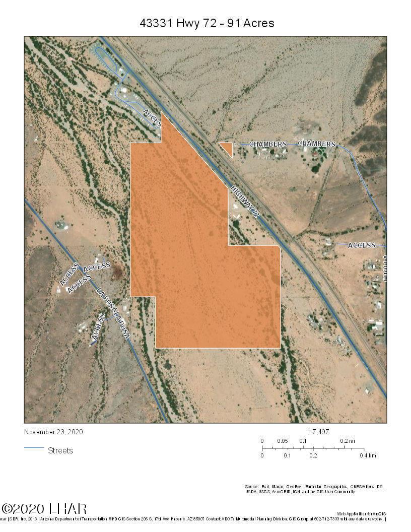 Details for 43331 Highway 72, Bouse, AZ 85325