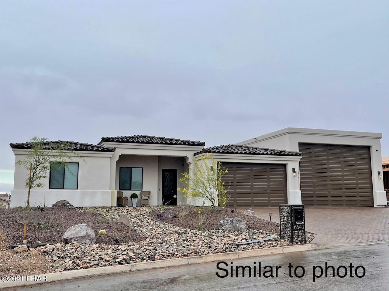 Details for 6655 Avienda Desierto Verde, Lake Havasu City, AZ 86406
