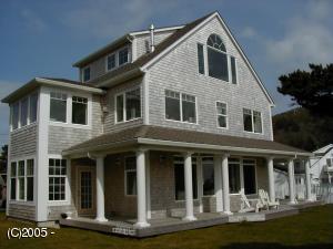 Nantucket Style Ocean Front Home