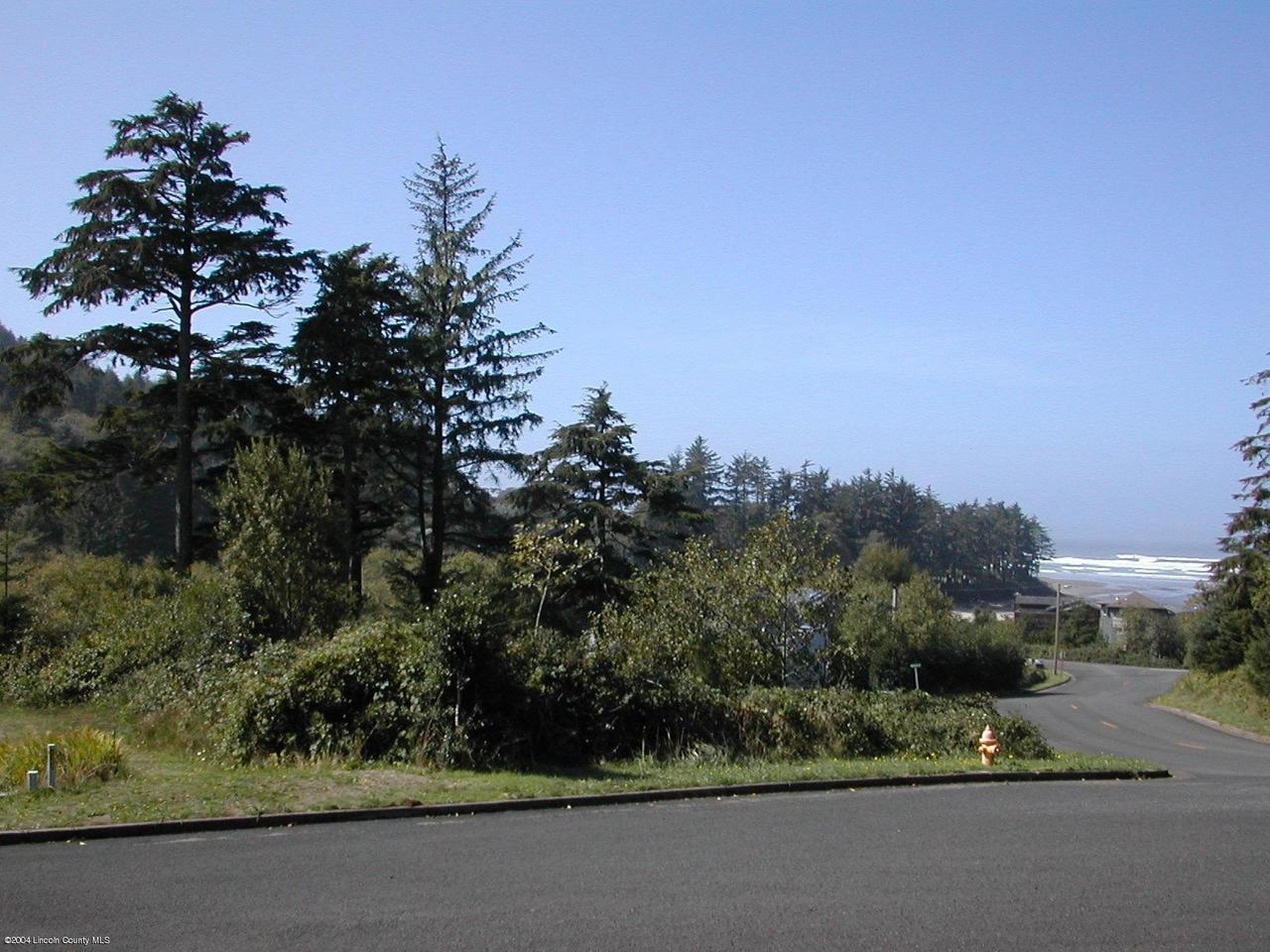 XXXX Lori Ln/jennifer Dr, Yachats, OR 97498 - Treed Lot facing Yachats Bay