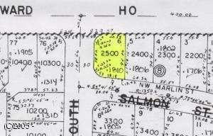 1810 NW Marlin St, Waldport, OR 97394-9587 - Plat map