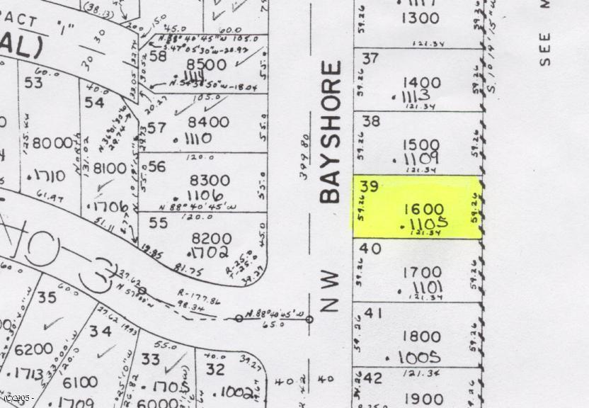 1105 NW Bayshore Dr, Waldport, OR 97394-9536 - 1105 Bayshore Drive