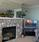 1113 NW Hwy 101 #26, Depoe Bay, OR 97341 - Fireplace & TV/Electronics