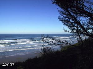 7800 SW Surfland St, South Beach, OR 97366-9794 - View fron lot