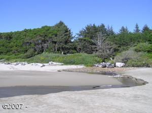 LOT 5 Spruce Point, Seal Rock, OR 97376 - Ocean Front