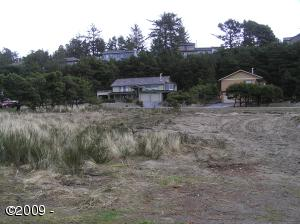 3022 NW Sandpiper Cir, Waldport, OR 97394 - View of lot from Sandpiper Circle