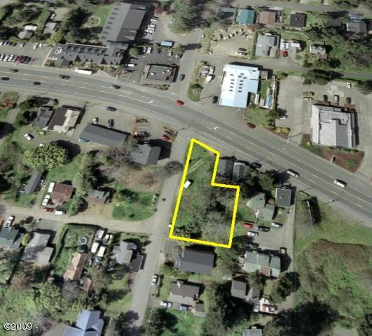 2800 BLK NE Hwy 101, Lincoln City, OR 97367 - Aerial Image