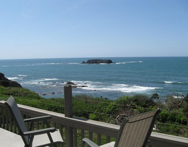 UNIT 186 Inn At Otter Crest, Otter Rock, OR 97369 - View from deck