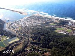 4300 BLK SE Lee Ave Lot 15, Lincoln City, OR 97367 - Aerial Photo