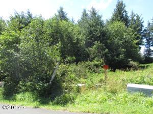 893 Horizon Hill Road, Yachats, OR 97498 - West side of lot