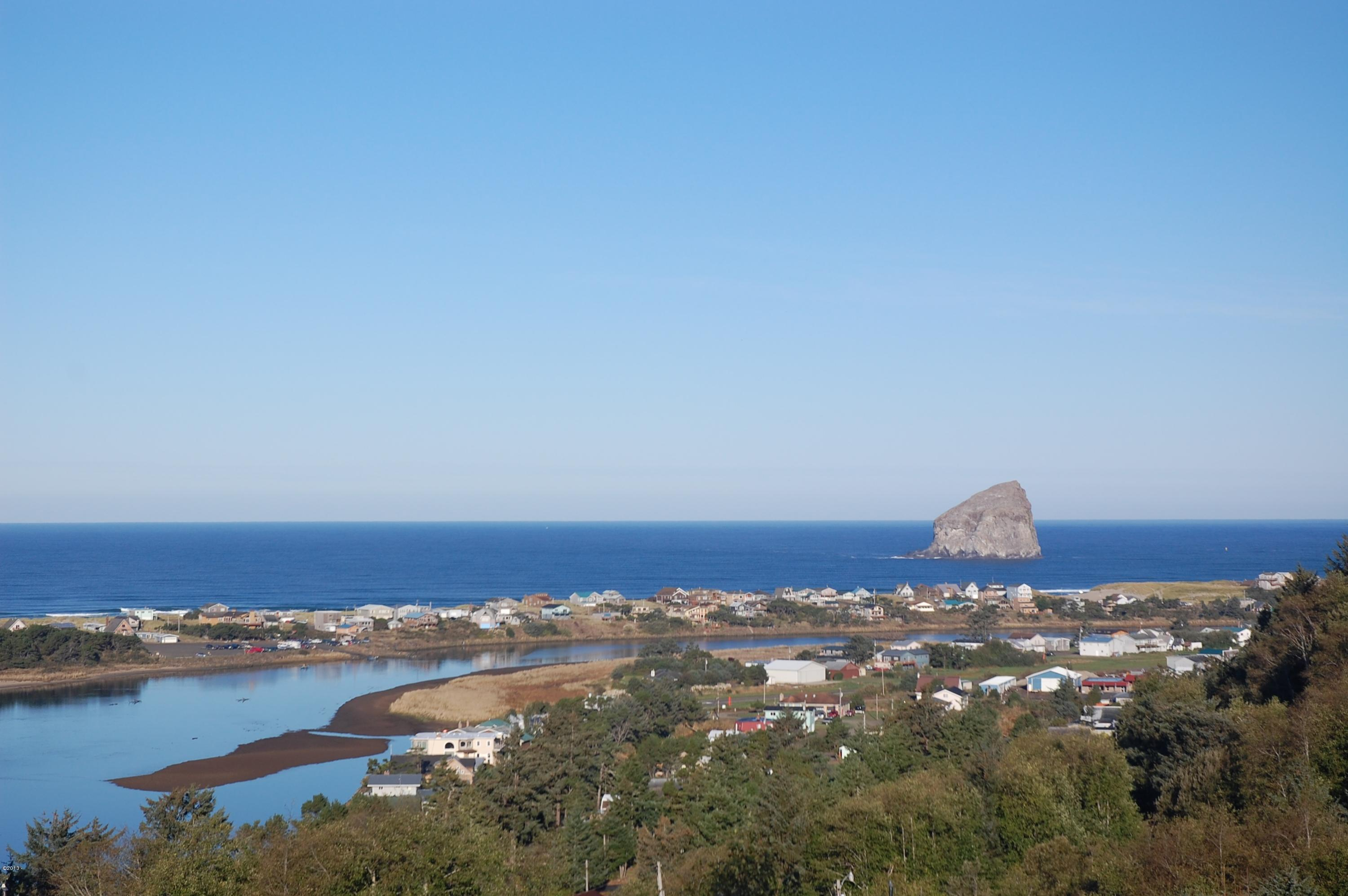 LOT 8 Brooten Mt Rd, Pacific City, OR 97135 - Gorgeous view of the Pacific Ocean
