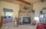 355 Horizon Hill Road, Yachats, OR 97498 - custom stone fireplace