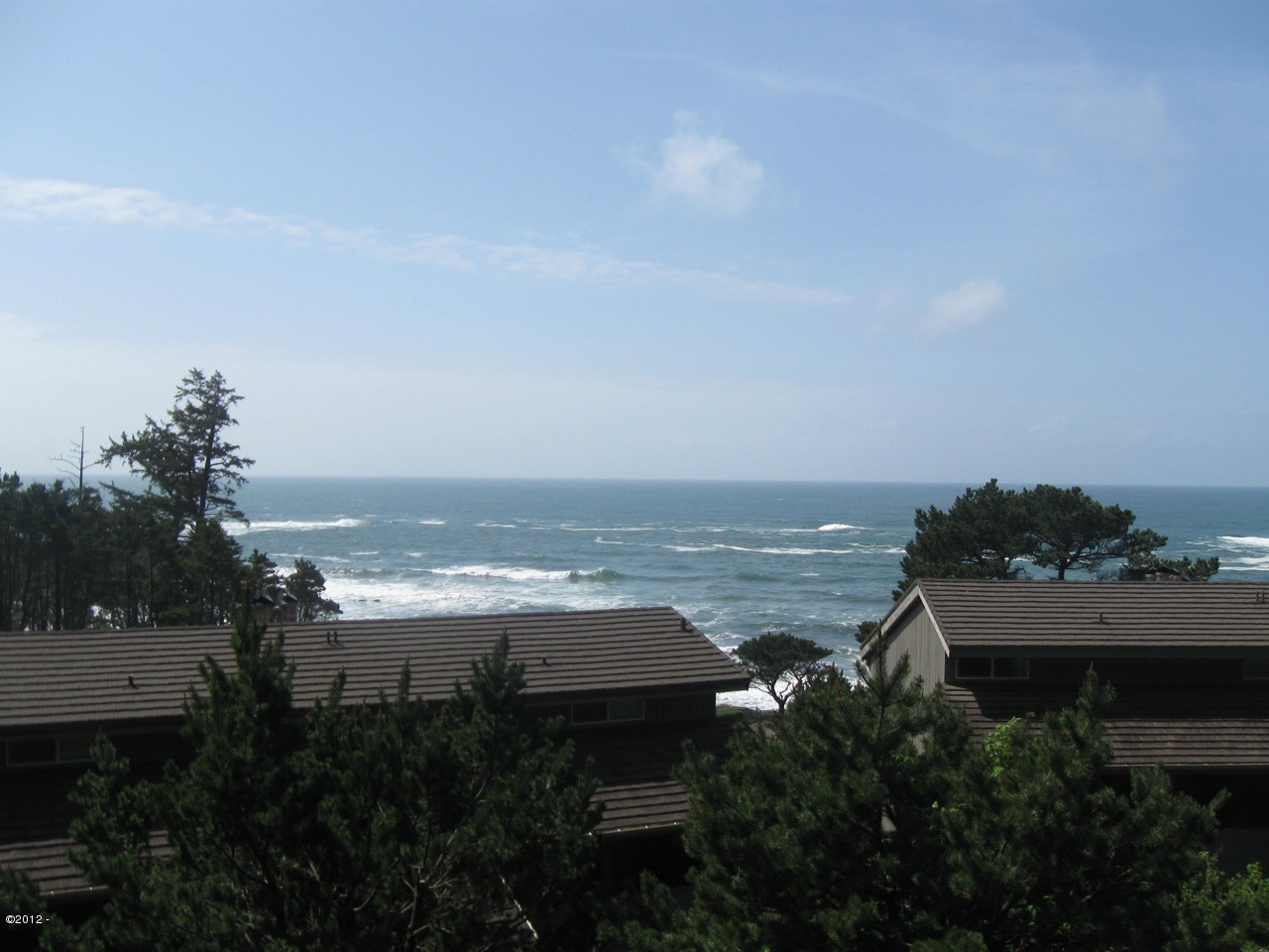 UNIT 316-7 1/8th, Inn At Otter Crest, Otter Rock, OR 97369 - View