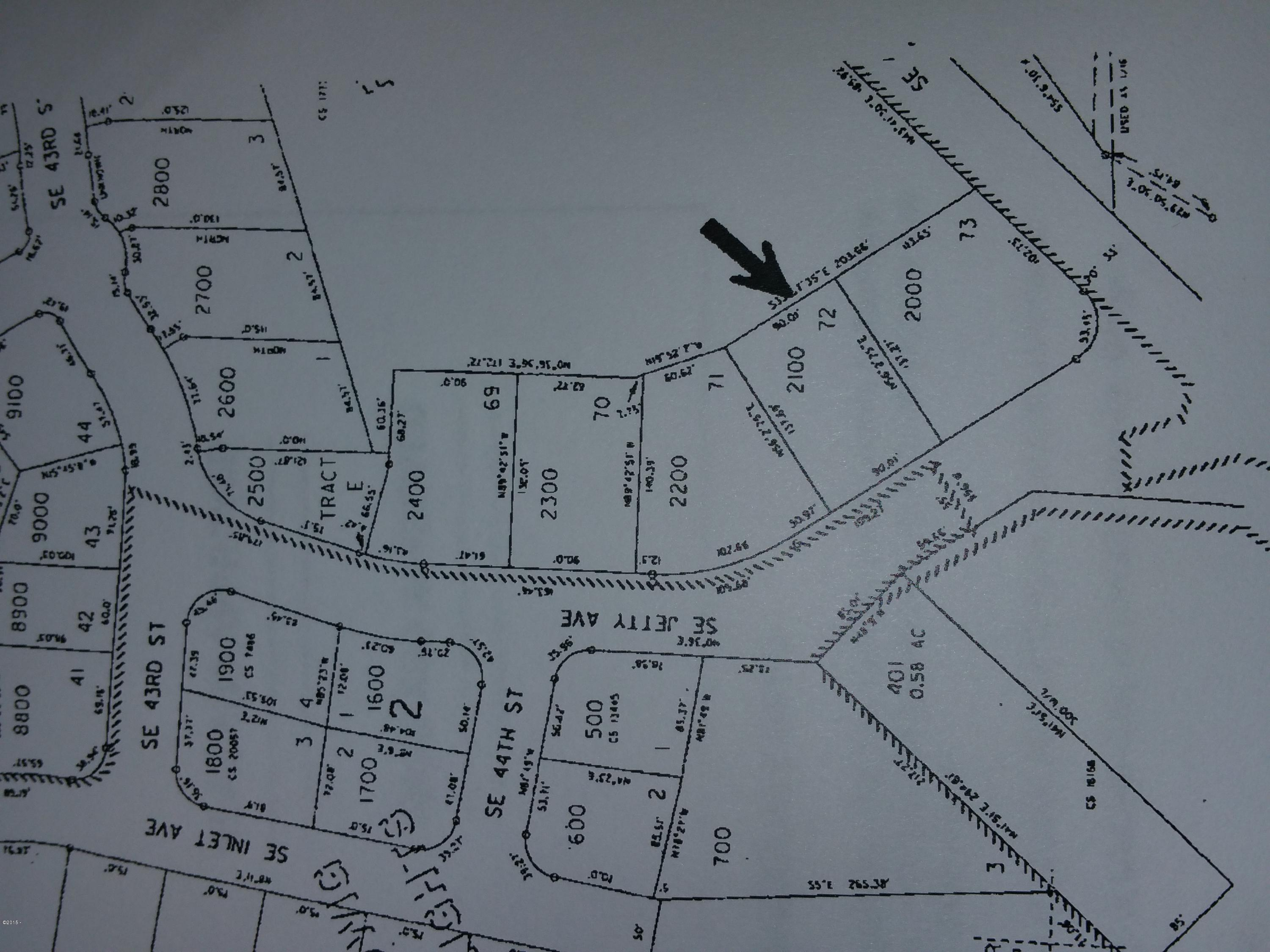 , Lincoln City, OR 97367 - Plat map