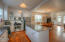 361 Bella Beach Dr, Depoe Bay, OR 97341 - Beach inspired kitchen
