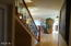 215 NW Vista St, Depoe Bay, OR 97341 - View from the Hallway to the Great Room