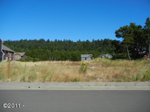 LOT 35 Dory Pointe, Pacific City, OR 97135 - Lot from street