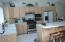 3930 NE Megginson St, #B, Newport, OR 97365 - Kitchen + Island