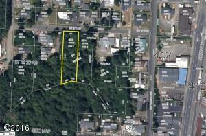1000 BLK SW 17th Street Parcel 1, Lincoln City, OR 97367 - Parcel 1
