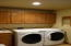 5445 S Fairway Rd, Neskowin, OR 97149 - Laundry room/storage