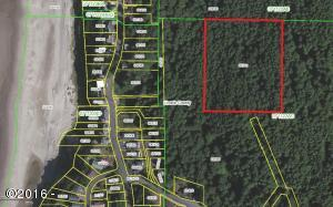 800 BLK SW Dune Ave, Lincoln City, OR 97367 - Aerial Mapped View