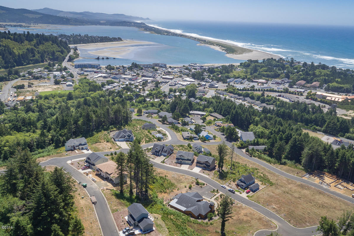 LOT 34 SE Inlet Ave., Lincoln City, OR 97367 - Aerial 3