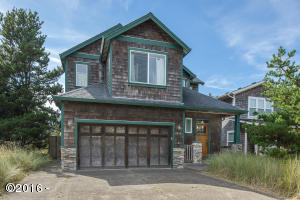 6425 Dory Pointe Loop, Pacific City, OR 97135 - Front Exterior
