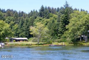 3562 NE West Devils Lake Rd, Lincoln City, OR 97367 - View from Lake