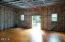 5853 Yachats River Rd, Yachats, OR 97498 - Half of Wood Floor Refinished