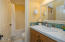 2591 SW Barnacle Ave, Lincoln City, OR 97367 - Upstairs Hall bath