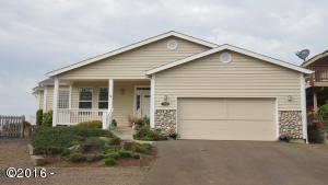 5965 El Mar, Gleneden Beach, OR 97388 - Ocean Front Custom Home