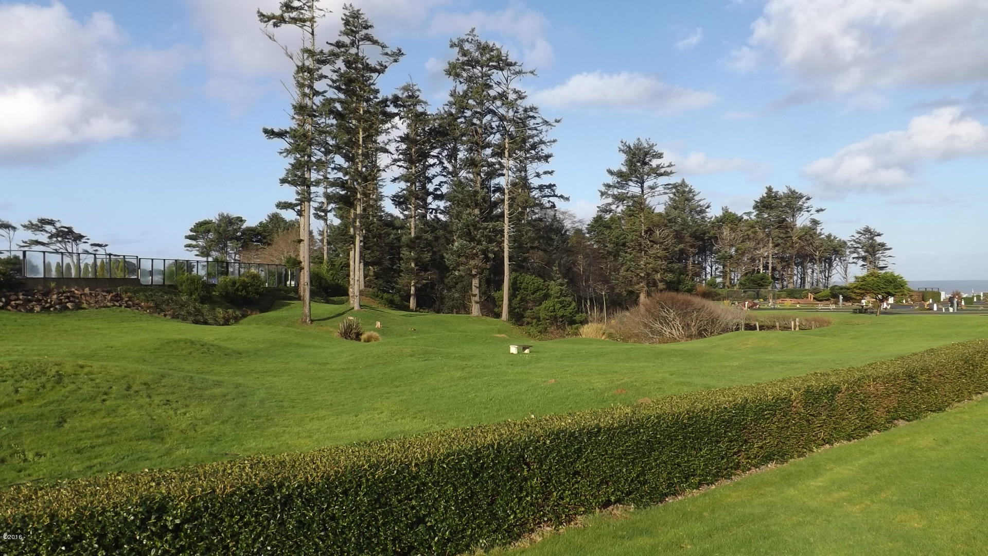 6225 N. Coast Hwy Lot 109, Newport, OR 97365 - Lot 109 Park and woods view NW 11-21-16