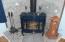 3455 SW Fernwood Ln, Waldport, OR 97394 - Gas stove